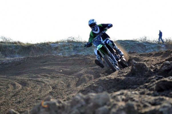 Preston docks mx track photo